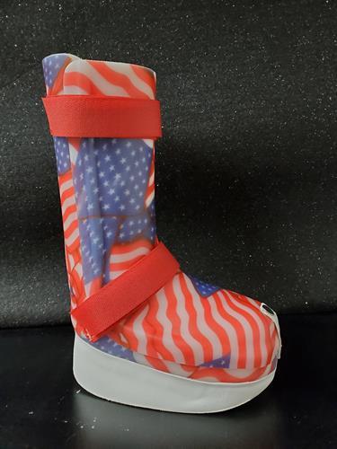 Custom Healing Boot