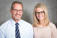 Dr. Mark D. Noss and Dr. Rebekah Noss Lynch