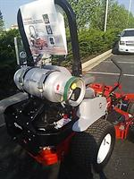 Propane for commercial mowers