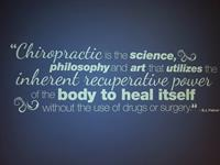The Essence of Chiropractic!