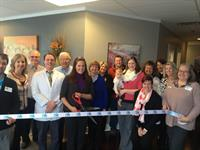Our Ribbon Cutting was a HUGE success!  Thanks to all the Chamber Ambassadors who joined us!