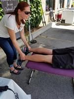 Chiropractic analysis at Fit For You!