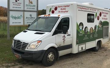 Cherry Capital Mobile Pet Hospital