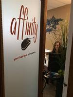 Affinity office Entrance