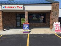 Front of Liberty Tax