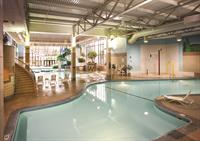 Grand Traverse Resort and Spa Health Club pools  and Indoor Water Playground.