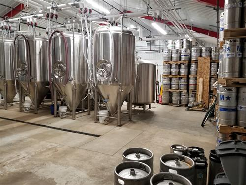 Our Brewing Equipment