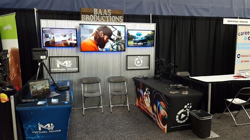 Business Expo Booth