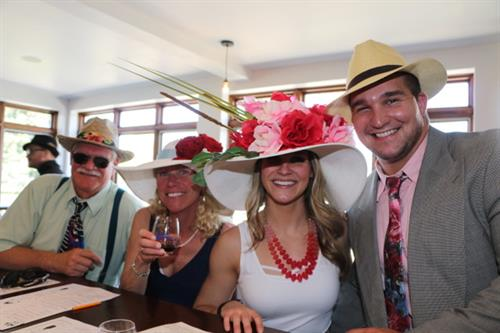 Annual Derby Party