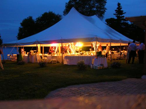Event Under the Tent