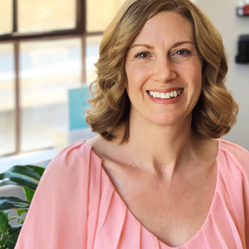 Dr. Andrea Stoecker, board certified osteopathic family physician.
