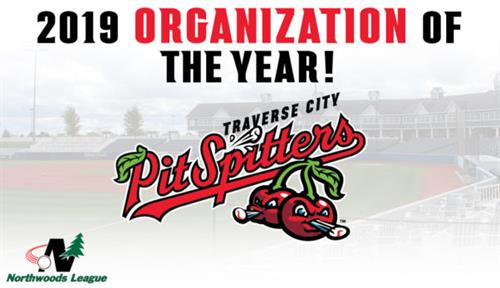 2019 Organization of the Year!