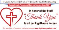 The Lighthouse Neurological Rehabilitation Center