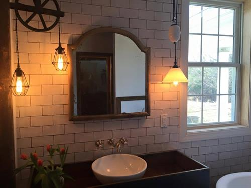 Farmhouse Bathroom Renovation