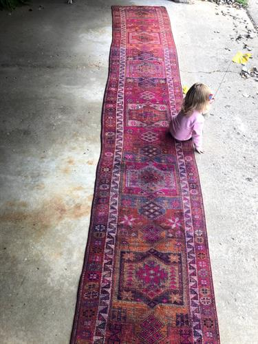 A Large Assortment of Rugs