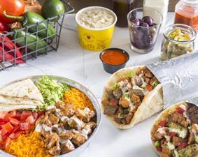 Food Arabia at GT Mall