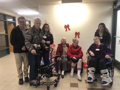 Serving Seniors in seven counties