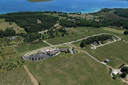 Chateau Chantal Winery and Inn Traverse City, Michigan