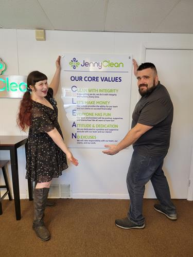 Our CLEAN Core Values