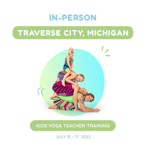 Children's Yoga Teacher Training for parents, teachers, counselors, or anyone who works with children