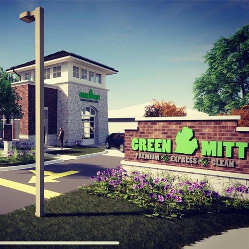 Green Mitt Luxury Auto Wash in Traverse City