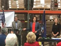 GTI Hosts Governor Whitmer News Conference