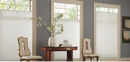 Find the full line of HUNTER DOUGLAS window fashions at Floor Covering Brokers Carpet One