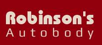 Auto Body & Restoration by Robinson