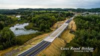 Cass Road Bridge - Traverse City, MI