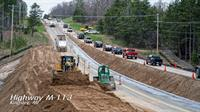 Highway M-113 - Traverse City, MI