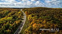 Highway M-115 - Frankfort, MI