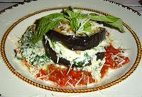 Our Famous Eggplant Appetizer