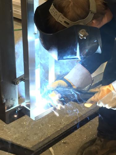 Full Capacity Welding Services