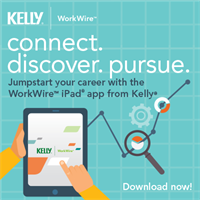 Want to jumpstart your career?  Visit: http://kellyservic.es/YMIK