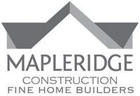 Mapleridge Construction Promotes Brian Miller