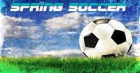 Registration for Spring Soccer for kids with birth years between 2005-20014 is now OPEN