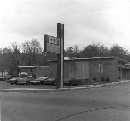 Honor Branch in 1976