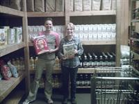 Meet our New Pantry Coordinator and staff!