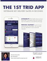 Let our TRID APP save you time!
