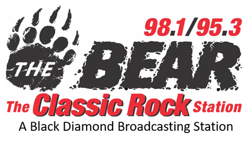 WGFN  98.1  Classic Rock the Bear   100% SIMULCAST WITH 95.3 Counties Included in WGFN Coverage Area:  Antrim; Benzie;  Charlevoix; Grand Traverse: Kalkaska:  Leelanau: Manistee, Missaukee;  Wexford and on line at www.classicrockthebear.com WWSS  95.3 Classic Rock the Bear  100% SIMULCAST WITH 98.1 Counties Included in WCHY Coverage Area:  Antrim; Charlevoix; Cheboygan; Chippewa;  Emmet;  Mackinac; Montmorency;  Otsego; Presque Isle and on line at www.classicrockthebear.com