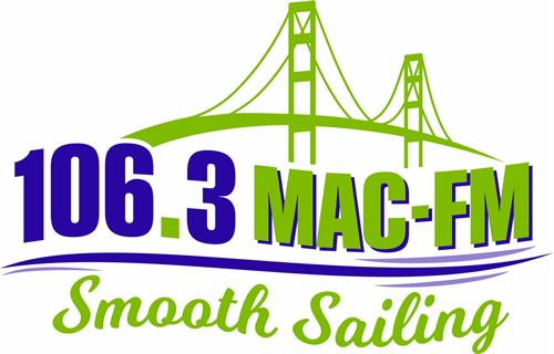 WWMK Smooth Sailing - MAC FM ( 106.3 & 98.1 Alpena) (Market Exclusive Format) Counties Included in WWMK  Coverage Area:  Alpena; Charlevoix Cheboygan; Chippewa;  Emmet;  Mackinac; Montmorency; Otsego: Presque Isle  and on line at www.1063macfm.com