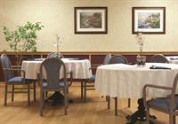 Birchwood dining area