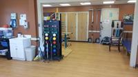 TC rehab room