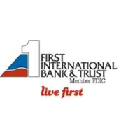Red Ribbon Networking at First International Bank & Trust