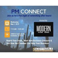 PM Connect at Modern Oyster Bar and Chop House