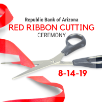 Red Ribbon Networking at Republic Bank of Arizona