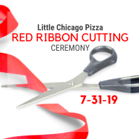 Red Ribbon Networking at Little Chicago Pizza