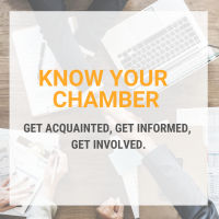 Know Your Chamber Lunch, November