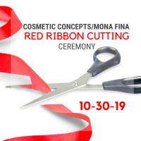 Red Ribbon Networking at Cosmetic Concept Centers/Mona Fina