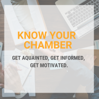 Know Your Chamber New Member Lunch, February 2020